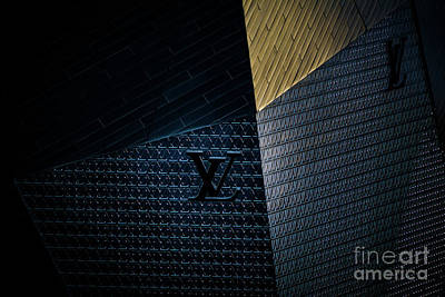 Louis Vuitton At City Center Las Vegas Art Print
