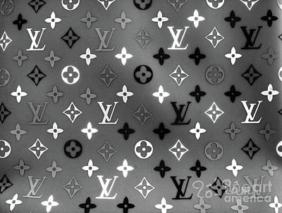 Louis Vuitton Wall Art - Digital Art - Louis Vuitton Monogram 3 by To-Tam Gerwe