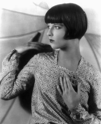 Louise Brooks, Late 1920s Print by Everett