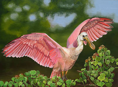 Painting - Louisiana Dreaming by Phyllis Beiser