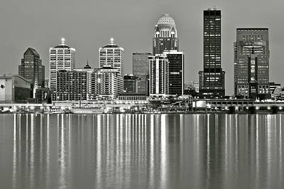 Photograph - Louisville Gray by Frozen in Time Fine Art Photography