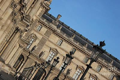 Photograph - Louvre by Wilko Van de Kamp