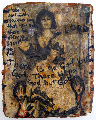Duchess Mixed Media - Love Amulets Of The Clumsy Duchess by John Douglas