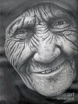 Love And Care Art Print by Madhu Kuruva