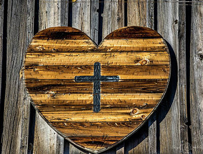 Photograph - Love And Faith by Steph Gabler