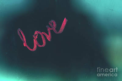 Photograph - Love And Passion Concept by Anna Om