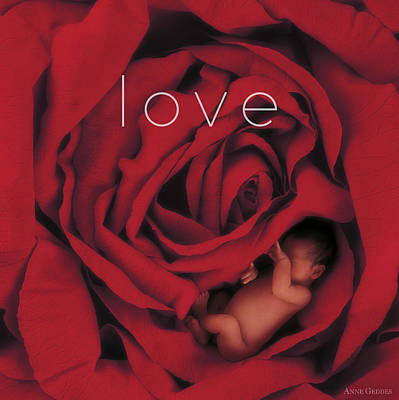 Print featuring the photograph Love by Anne Geddes
