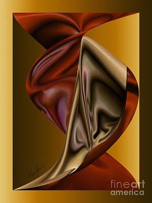 Digital Art - Love As A Gift by Leo Symon