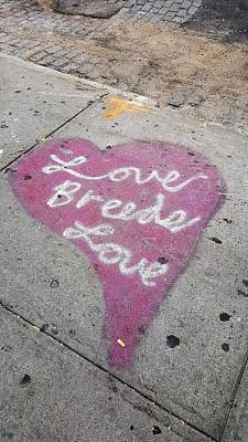 Photograph - Love Breeds Love  by Rob Hans
