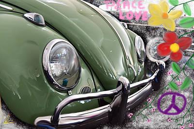 Photograph - Love Bug by Richard Gehlbach