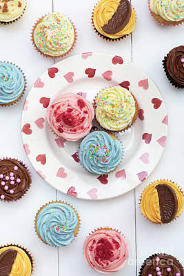 Photograph - Love Cupcakes by Tim Gainey
