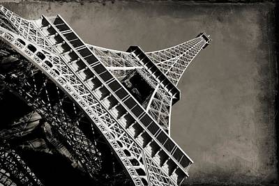 Photograph - Love For Paris by Ankeeta Bansal