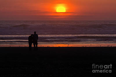 Photograph - Love In Ocean Shores by Sonya Lang
