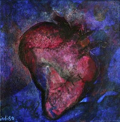 Painting - Love by Indigo Carlton