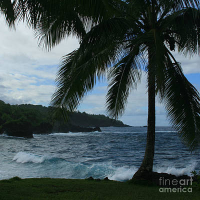 Ourjrny Photograph - Love Is Eternal - Poponi Maui Hawaii by Sharon Mau