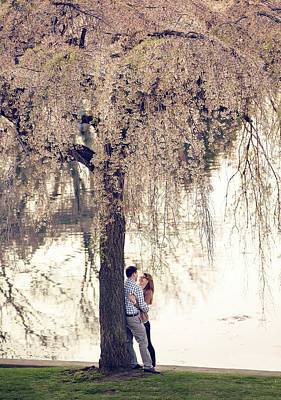 By Jackie Photograph - Love Is In The Air by Jackie Sajewski