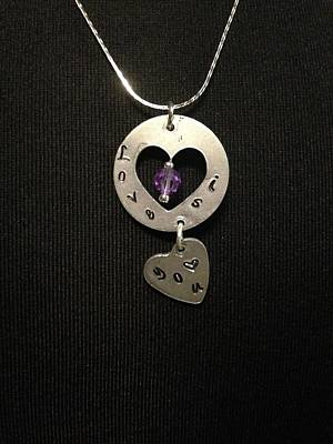 Sterling Silver Jewelry - Love Is... by Sarah B
