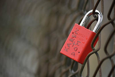 Photograph - Love Locks by Jesse MacDonald