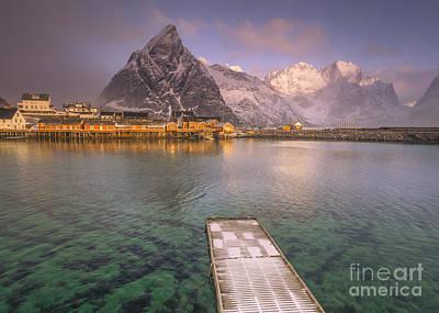 Photograph - Love Lofoten by Pawel Klarecki