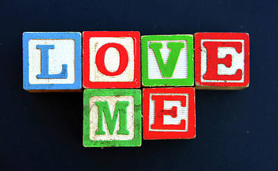 Photograph - Love Me by David Lee Thompson