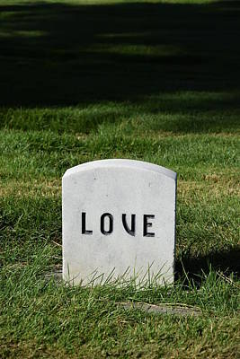 Love Monument Art Print