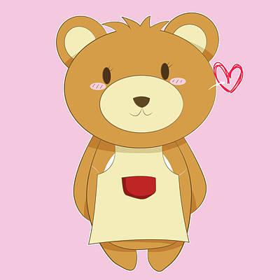 Love My Mama Bear Original
