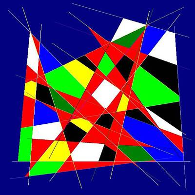 Digital Art - Love No. 11 by Mirfarhad Moghimi
