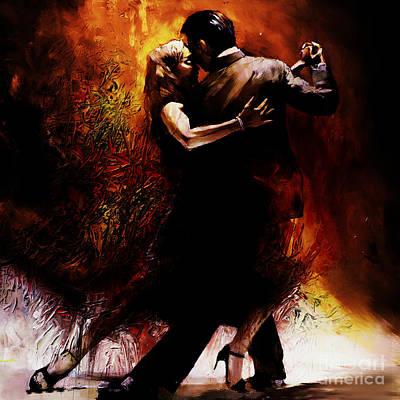 Love Of Tango Original by Gull G