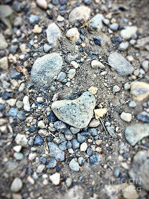 Photograph - Love On The Rocks by Vennie Kocsis