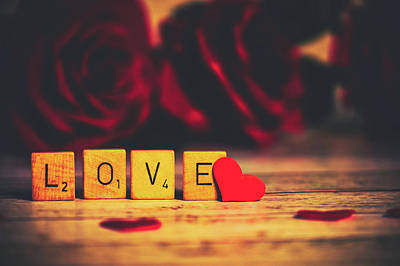 Photograph - Love by Pixabay