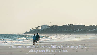 Photograph - Love Quotes by Andrea Anderegg