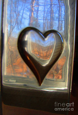 Photograph - Love Reflected by Laura Brightwood