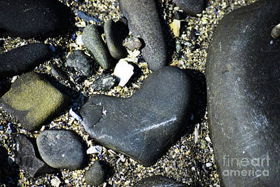 Photograph - Love Rocks by Patti Whitten