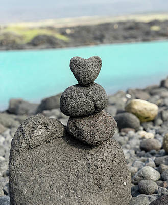 Photograph - Love, Solid As A Rock by Denise Bird