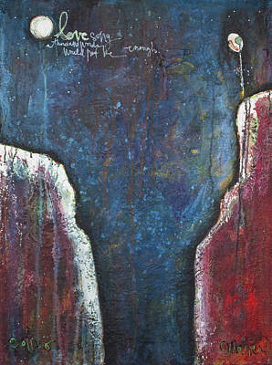 Painting - Love Song by Laurie Maves ART