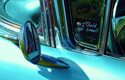 Photograph - Love That Old Car Smell by Lisa Gilliam