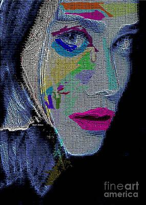 Digital Art - Love The Way You Look by Rafael Salazar