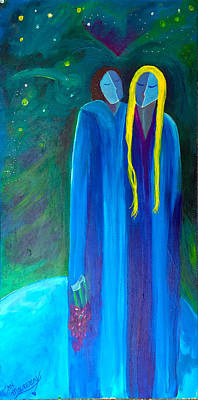 Love Till End Of Time Original by Jan Nosakowski