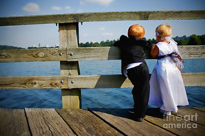 Sisterly Photograph - Love by Tyler Photographer