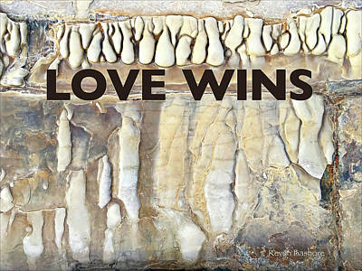 Digital Art - Love Wins by Kevyn Bashore