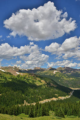 Photograph - Loveland Pass Colorado by Ray Mathis