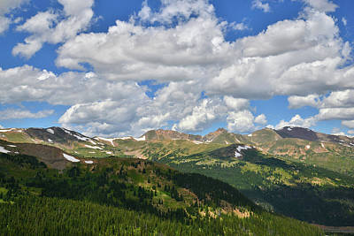 Photograph - Loveland Pass by Ray Mathis