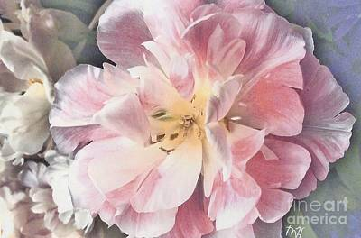 Loveliness Flower Original by Marsha Heiken