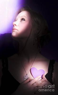Photograph - Lovelorn Young Woman by Jorgo Photography - Wall Art Gallery