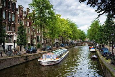 Photograph - Lovely Amsterdam Netherlands by Matthias Hauser