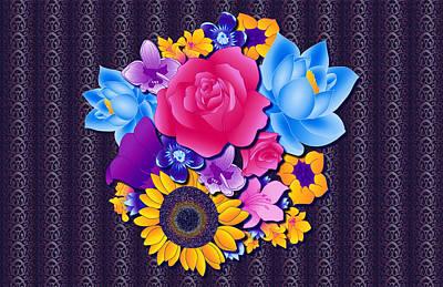 Lovely Bouquet Art Print