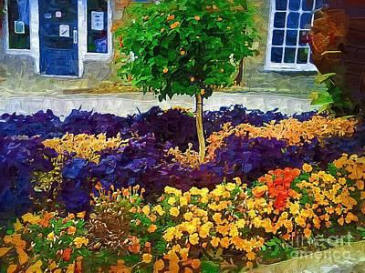 Lovely Colors Art Print by Deborah Selib-Haig DMacq