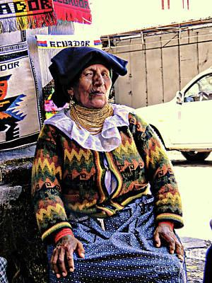 Photograph - Lovely Lady 45 by Al Bourassa
