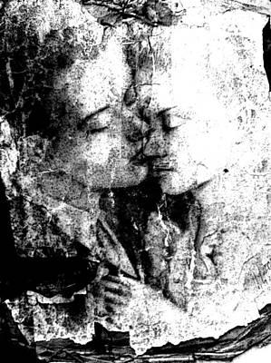 Companion Digital Art - Lovers by Alef Ariyeh Asher ben Gershion