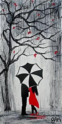 Painting - Lover's Lane by JoNeL Art